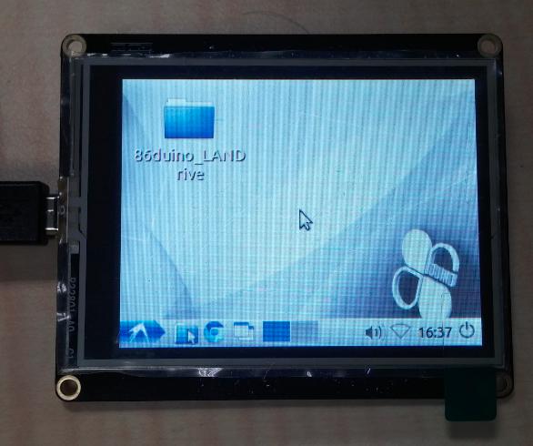 USB display